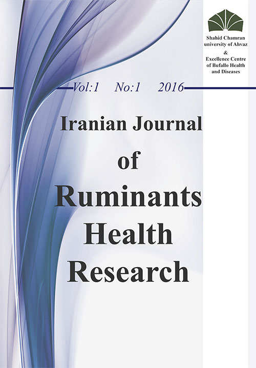 Journal of Ruminants Health Research